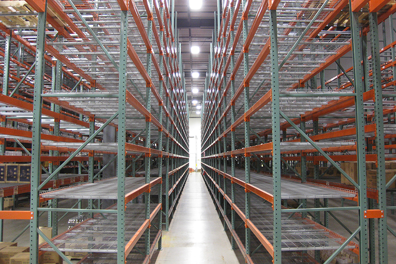 Conventional Selective Racking