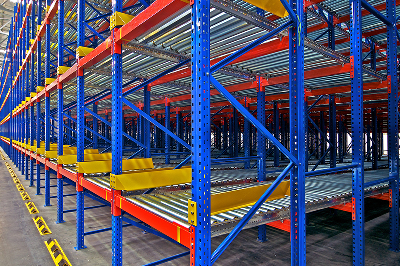 Palletflow Racking