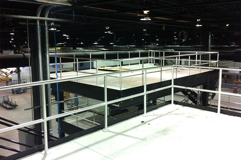 Multi-level Platforms